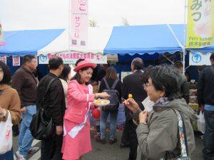 かわさき市民祭りの様子